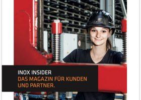 INOX INSIDER -   Kundenzeitung der STAPPERT Gruppe -  Version 2016